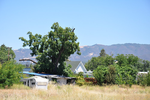 california ca mountains field view trailer ukiah mappingmainstreet