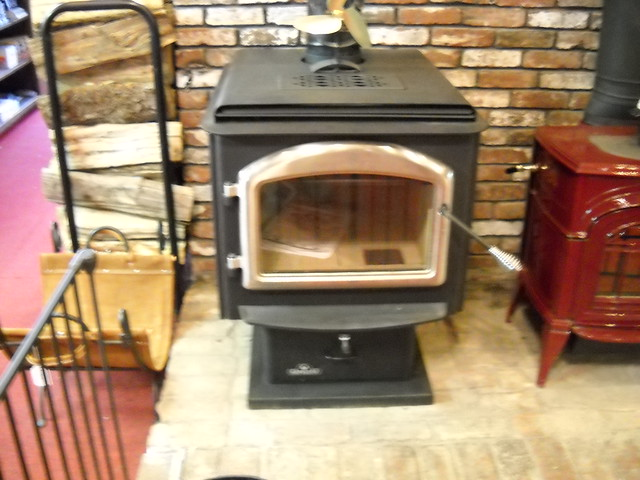 Napoleon 1900 wood stove - WOOD STOVES - A Gallery On Flickr