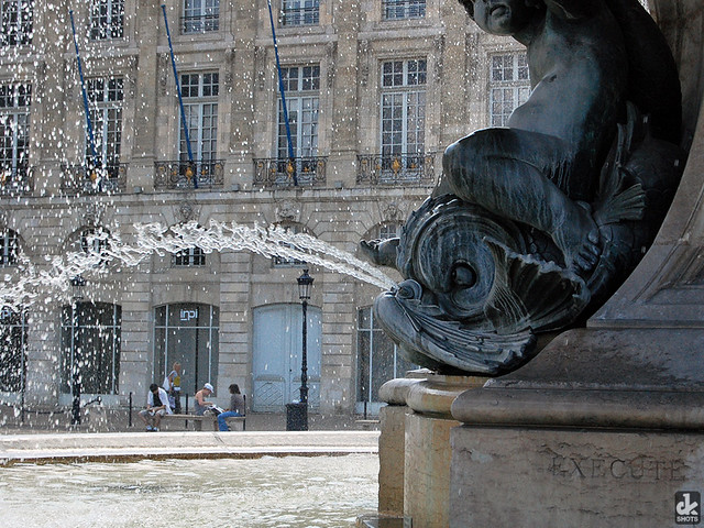 Fountain, Bordeaux  Explore dkshots photos on Flickr. dksh ...
