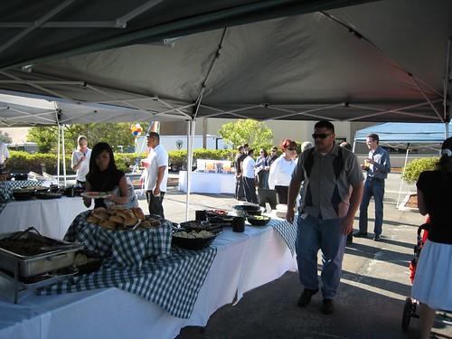 Tesla Relocation Celebration, Just Catering… IMG_9955