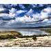 Nuvole sul lago by Andrea Rapisarda