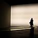 Small photo of Alone in the dark