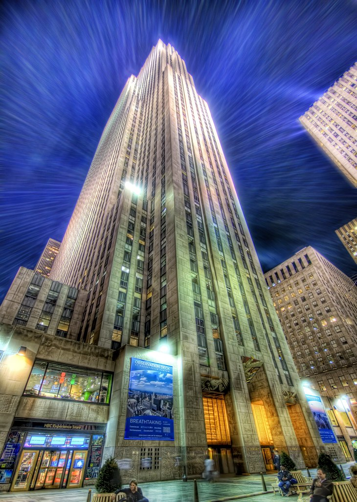 Another Smithsonian Winner, some upcoming appearances, and a new photo of Rockefeller center