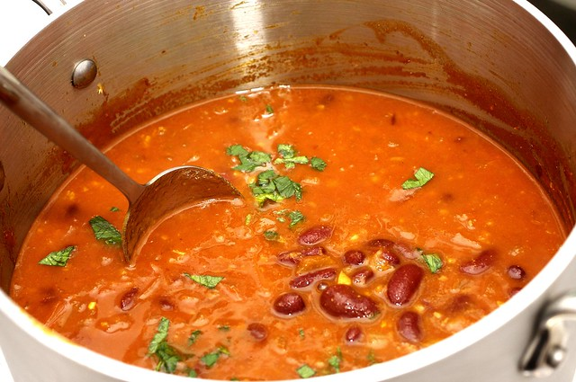 red kidney bean curry | Flickr - Photo Sharing!