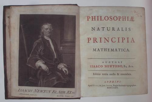 Philosophi� Naturalis Principia Mathematica