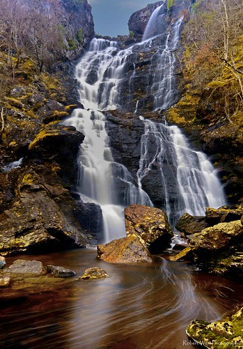 Falls at Loch Lomond