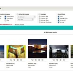 Getty Flickr Search Engine