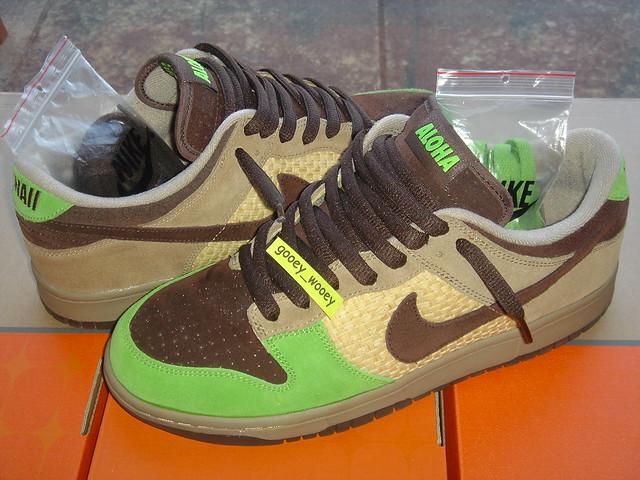 new arrival 2a3a3 d7b48 by gooeywooey Nike Dunk Aloha.  by gooeywooey