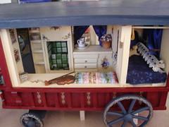 Caravan - Open Side View