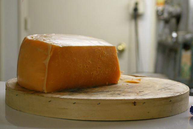 hoop cheese