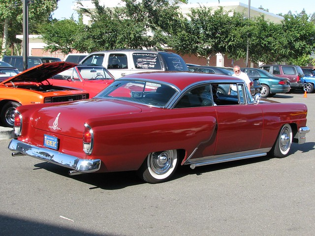 1955 Mercury Custom http://www.flickr.com/photos/jacksnell707/3383327561/