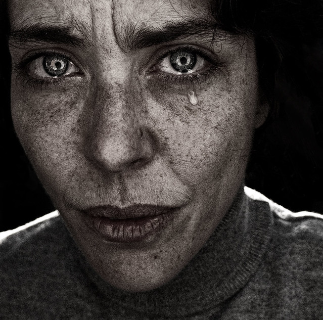 Catherine - Emotional and Painful Portraits