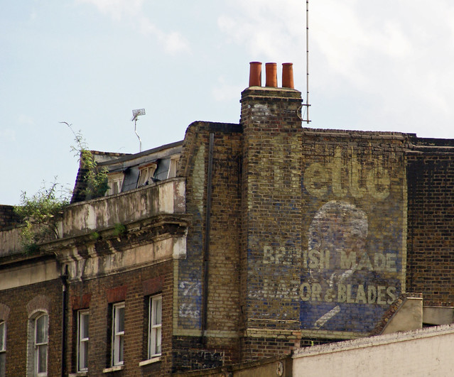 Gillette, Commercial Street, Spitalfields