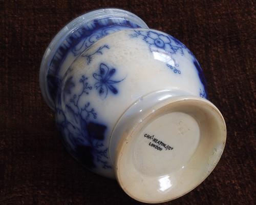 Blue & White Vase / Storage jar