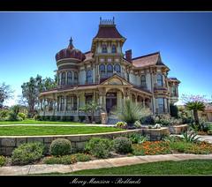 Morey Mansion of Redlands