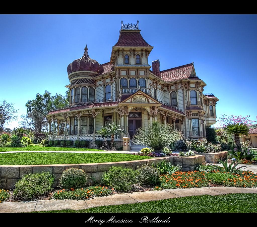 Morey mansion of redlands a photo on flickriver - Mansion victoriana ...