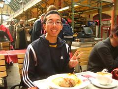Lunch in London