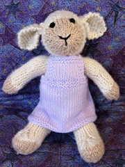 Fuzzy Lamb, Finished!