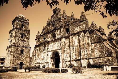 Paoay Church (Explore)