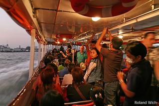 Bangkok - Chao Phraya Express Boat
