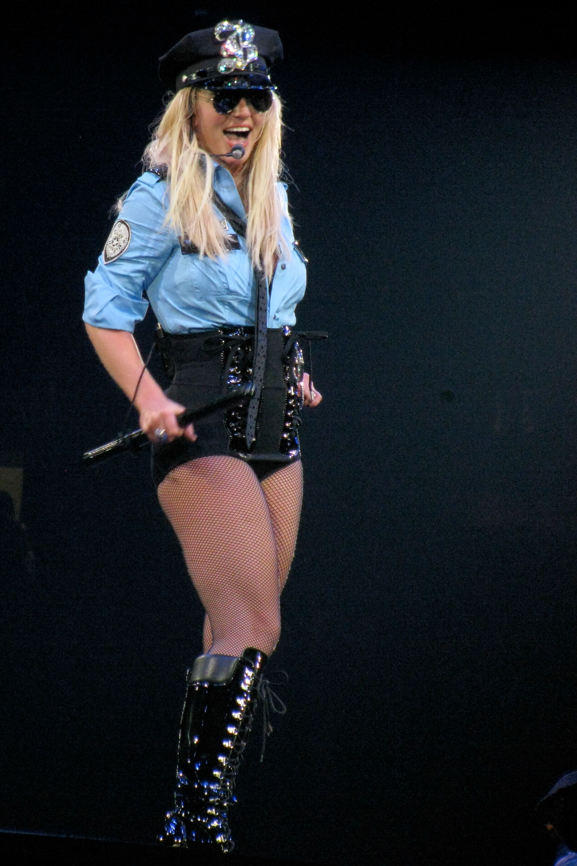 Britney Spears Concert Womanizer Flickr Photo Sharing