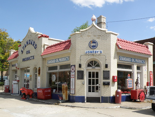 Jonesy's Standard Oil