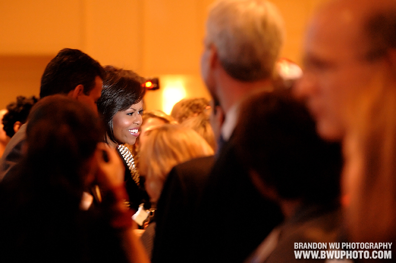 Michelle Obama @ Business & Nonprofit Philanthropy Summit