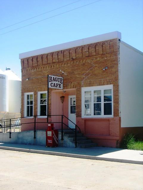 North Dakota Cafe