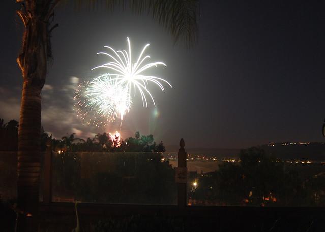 backyard fireworks flickr photo sharing