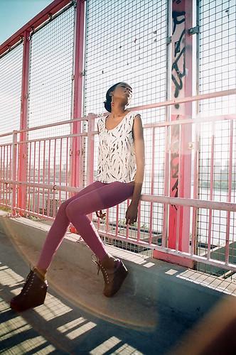 """Phelora Elle photographed by Ryan Christopher VanWilliams in """"Ressentir"""" - June 2011"""