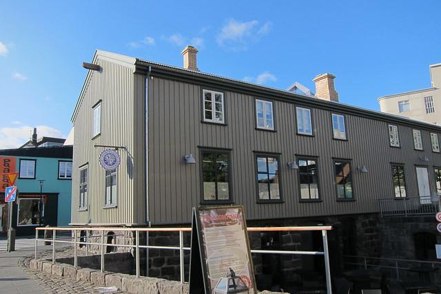 The fish company reykjavik explore jen robinson 39 s for Fish company reykjavik