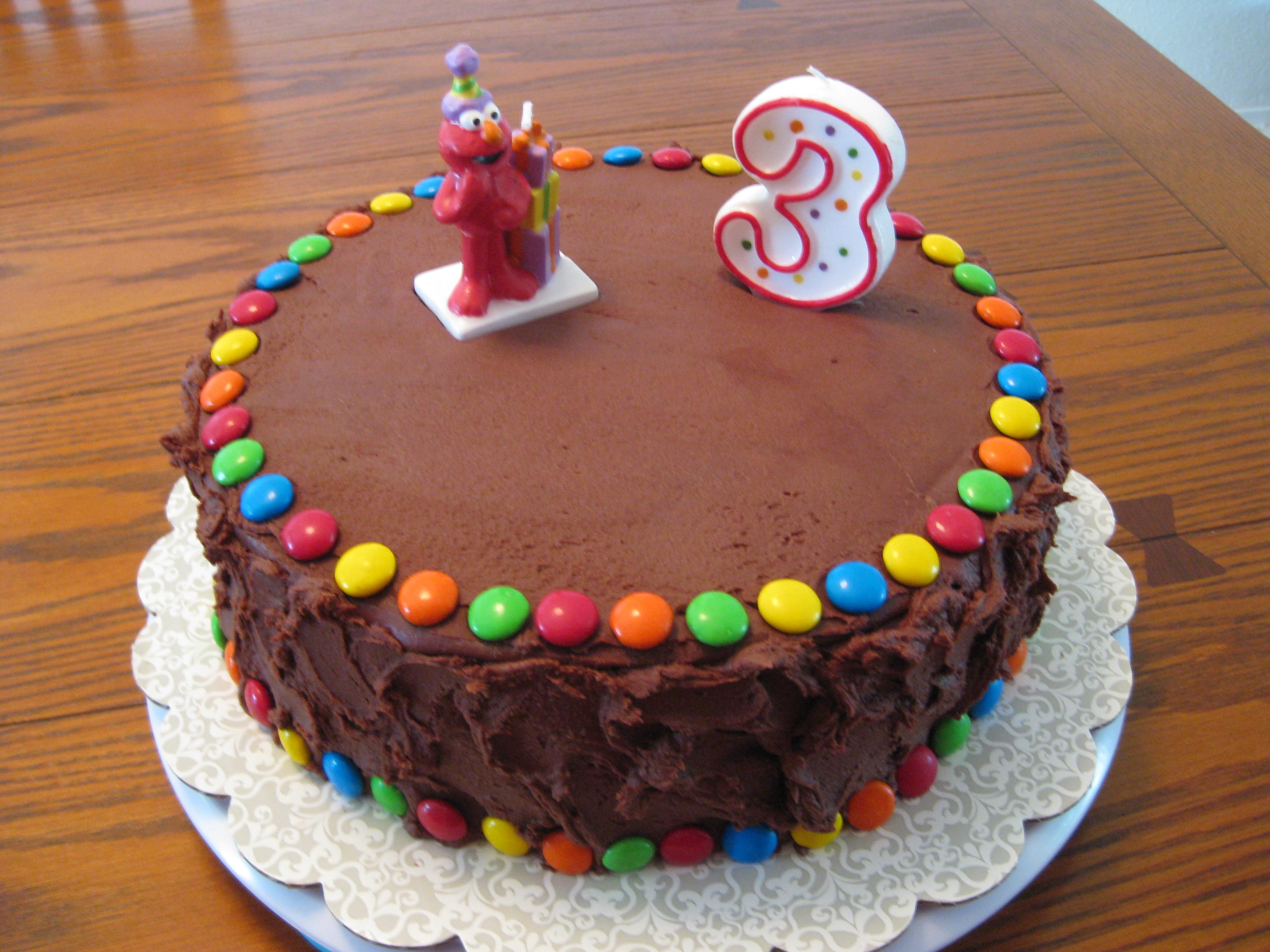 торт на день рождения ребёнку рецепт с фото