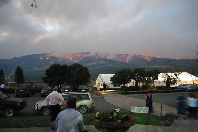 DeBortoli wedding + Kinglake bushfire   Flickr - Photo ...