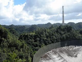 Puerto Rico Arecibo Observatory
