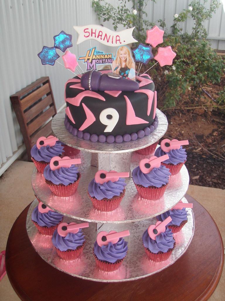 Mossy S Masterpiece Shania S 9th Birthday Cake