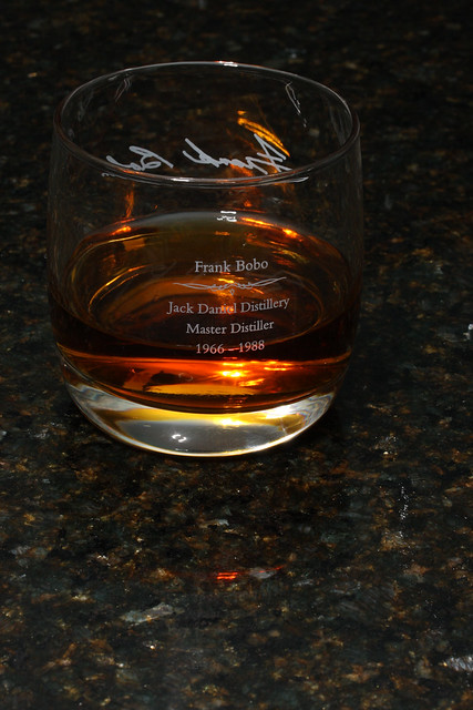 shot of single barrel jack
