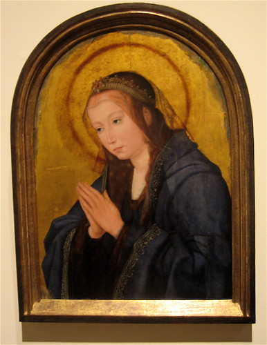 Virgin in Adoration