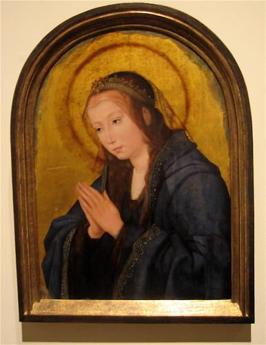 Virgin in Adoration