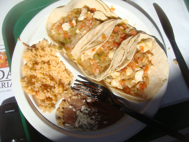 White fish tacos flickr photo sharing for White fish tacos
