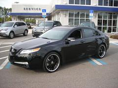 Acura Mobile on Custom 2009 Acura Tl   A Set On Flickr