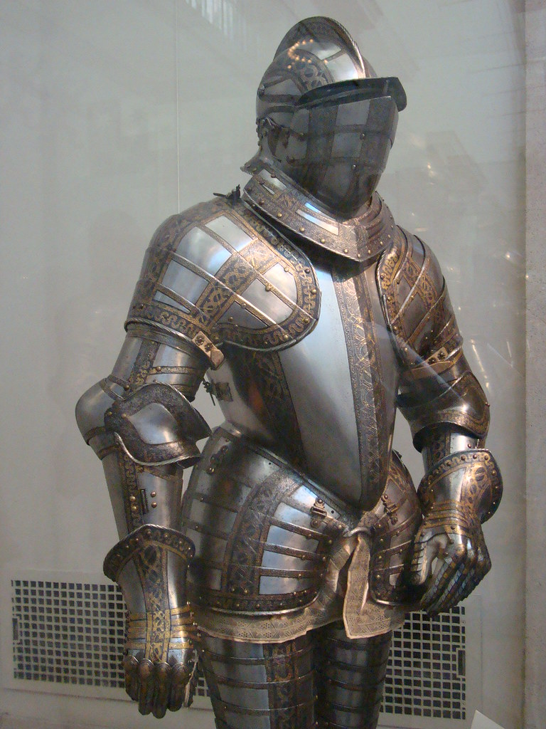 Medieval armor a photo on flickriver