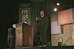 Sameer Padania at etech 2009