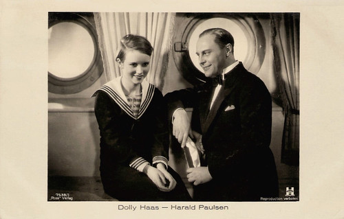 Dolly Haas, Harald Paulsen