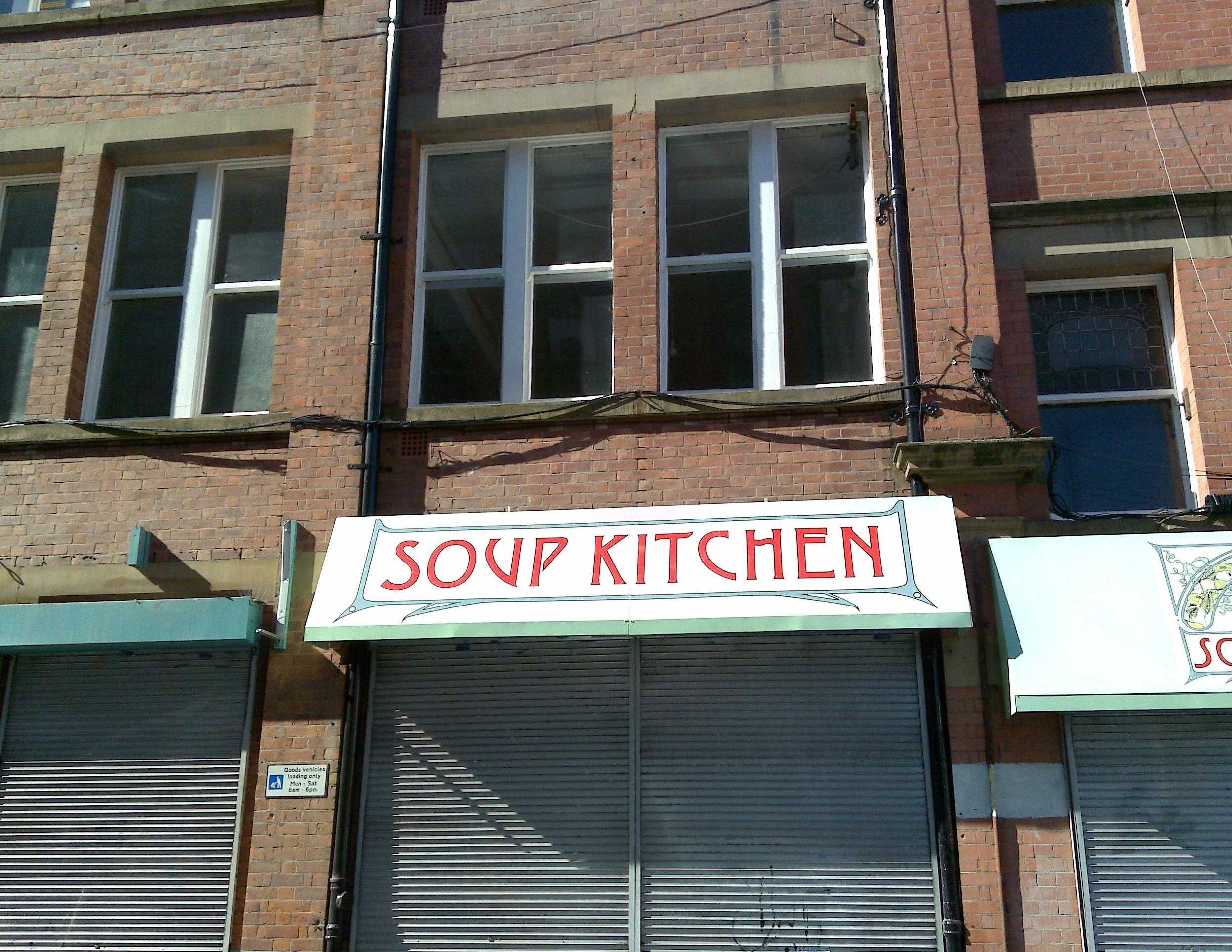 Volunteer Soup Kitchen Nyc Christmas