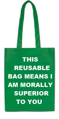 Portlandia: Shopping Bags