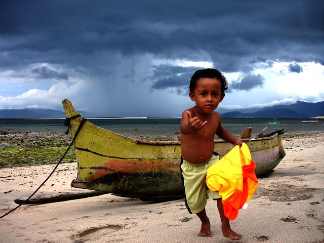 Sumbawa Child