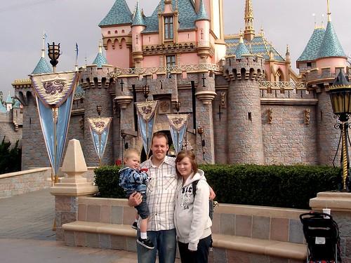 Disneyland April 2009