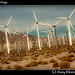 Wind power, Palm Springs