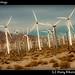 Wind power, Palm Springs