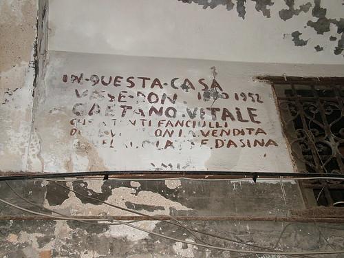 chi si ricorda di don Gaetano Vitale e del suo latte d'asina?